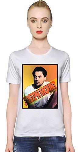 Joseph Mount Colorful Photography T-shirt donna Women T-Shirt Girl Ladies Stylish Fashion Fit Custom Apparel By Slick Stuff Small