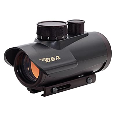 BSA 30mm Red Dot Scope with 5 MOA by Gamo