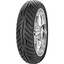 Avon Tyres Roadrider AM26 Tire - Rear - 120/90V-18 , Position: Rear, Tire Type: Street, Tire Construction: Bias, Tire Application: Sport, Load Rating: 65, Speed Rating: V, Tire Size: 120/90-18, Rim Size: 18 2276013