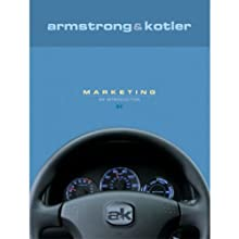 VangoNotes for Marketing: An Introduction, 8/e  by Gary Armstrong, Philip Kotler Narrated by Christine Fuchs, Ax Norman