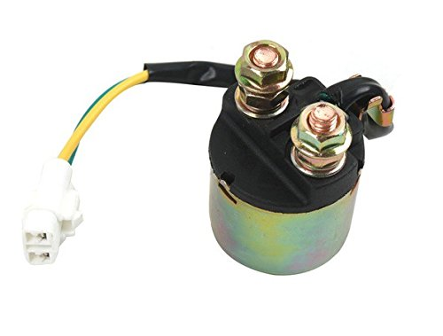1PC Starter & Solenoid Relay Fit For HONDA TRX500 FOURTRAX Fit ForEMAN RUBICON 2001 2002 2003 2004 2005 2006 2007 2008 2009 2010 2011 TRX400 RANCHER 07 (2005 Honda Rubicon Starter compare prices)