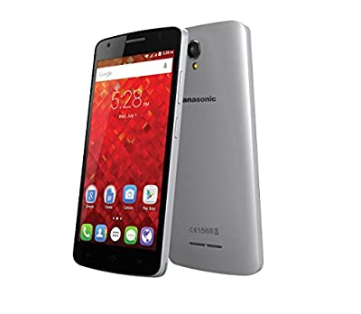 Panasonic P50 IDOL (Metallic Silver)