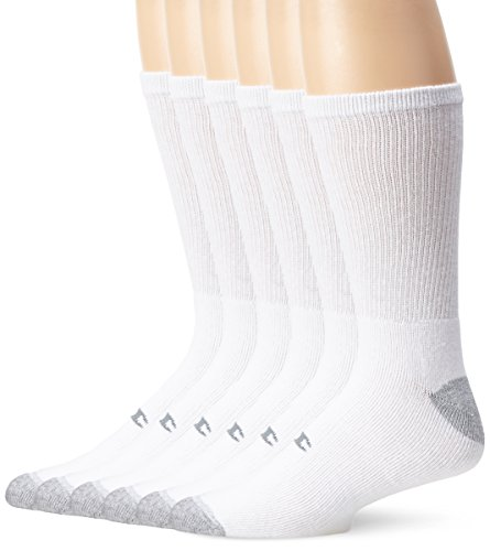With size options starting from size 13 socks from HJ Hall are perfect for keeping your big feet nice and cool. These products come in packs with 3 pairs. All HJ socks come with a 6 .