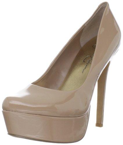jessica-simpson-waleo-coupe-fermees-femme-blanc-beige-375-eu