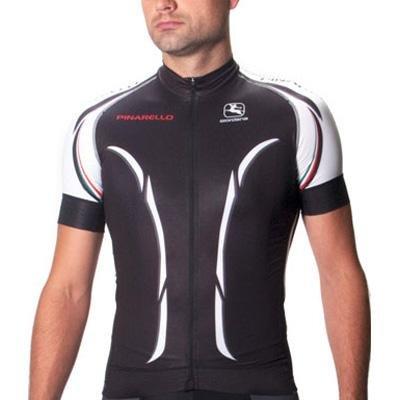 Giordana 2011 Men's Pinarello FR-Carbon Short Sleeve Cycling Jersey - gi-s1-ssfr-trad-pina