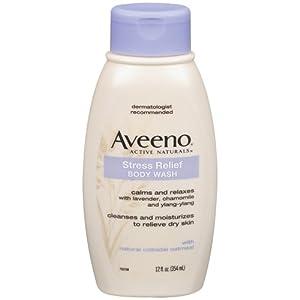 Amazon Com Aveeno Active Naturals Body Wash Stress