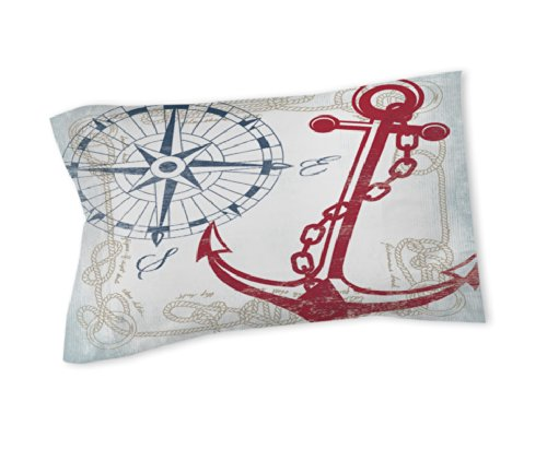 Twin Nautical Bedding 4455 front