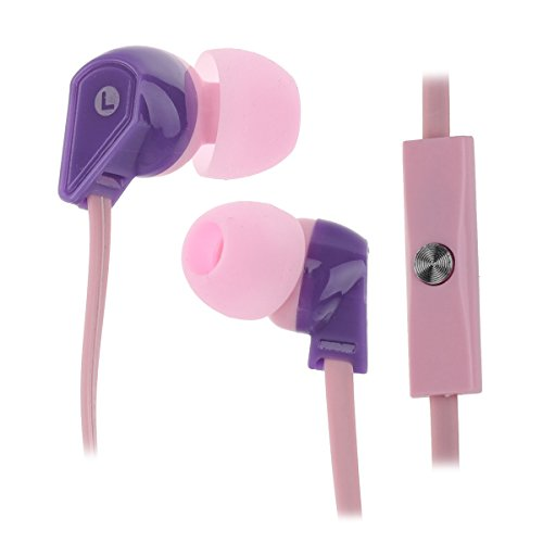 G100006 Elmcoei V2 Fashion In-Ear Earphones W/ Microphone (3.5Mm Plug 125Cm-Cable)