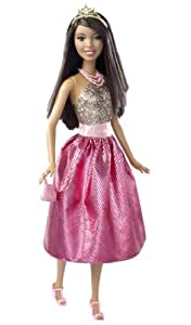Barbie Princess African-American Doll
