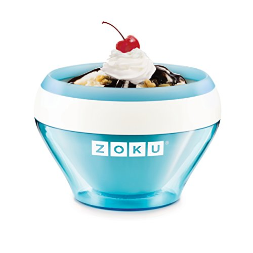 Zoku Teal Ice Cream Maker, Instant Ice Cream Maker