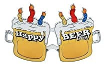 Happy Beer Day Glasses