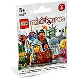 "Lego Minifigure Collection Series 6 Mystery ""Single Random Figure"""