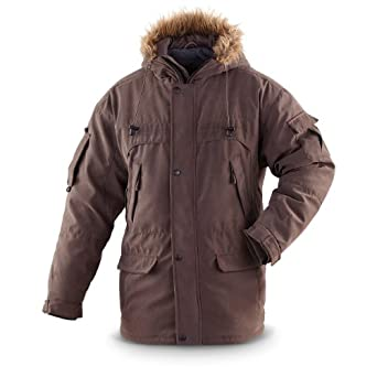 Guide Gear Sueded Parka by Guide Gear