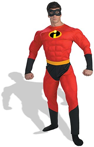 Disguise Inc - Disney Mr. Incredible Muscle Adult Costume