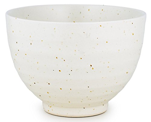 Sale!! MatchaDNA Handcrafted Matcha Bowl White