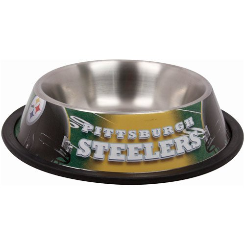 Hunter Pittsburgh Steelers Pet Bowl hunter reborn