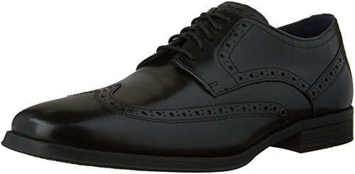 Cole Haan Men's Montgomery Wing Ox Oxford, Black, 8 M US (Cole Haans New Men compare prices)