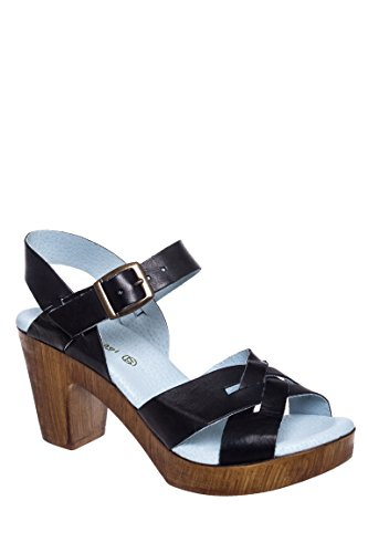 Philly Chunky High Heel Sandal