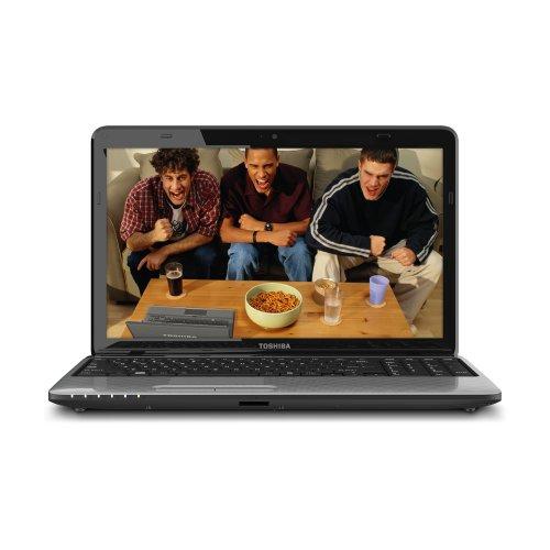 Toshiba Satellite L755-S5349 15.6-Inch LED Laptop - Fusion Finish in Matrix Silver