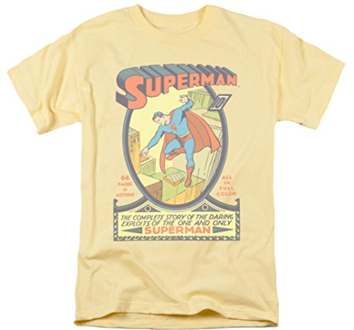 Superman: No 1 T-Shirt