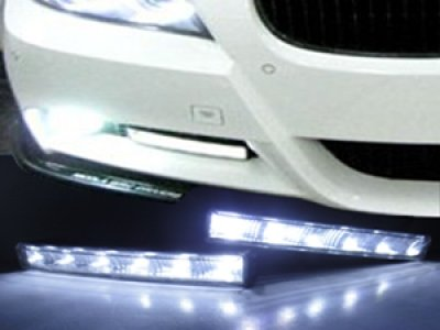 Hella Style 10 Led Drl Daytime Running Light Kit For Lexus Ls-460