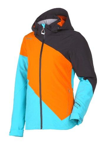 Ziener Damen Jacke Tasmin Women's (Jacket Ski), Aqua, 42, 134103