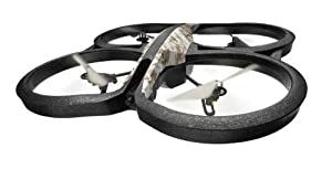 Parrot - AR. Drone 2.0 Elite Edition Sand, drone radiocontrol (PF721800CI)
