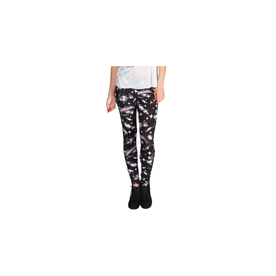 cba34f6f9eb62f FULL TILT Cosmic Womens Leggings on PopScreen