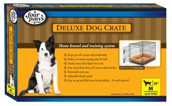 Four Paws Dog Crate front-1078277