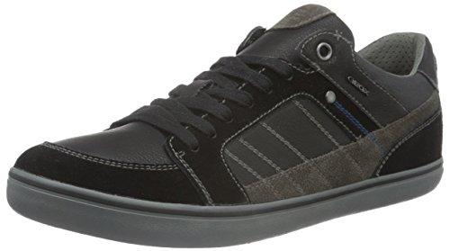 Geox Herren U Box F Sneakers, Schwarz (BLACKC9999), 46 EU thumbnail