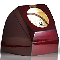 Steinhausen Compact Dual Automatic Watch Winder Cherry-Wood