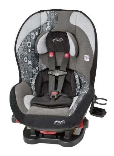 Evenflo Triumph 65 LX Convertible Car Seat, Easton