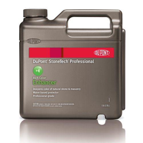 DuPont 0710-0022 StoneTech Professional Stone Enhancer, 1-Gallon