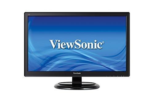 【正規代理店品】ViewSonic 21.5インチ VAパネル採用 液晶ディスプレイ(1920x1080  / ブルーライト低減 / フリッカーフリー / 3年保証(パネル・バックライト含)/ブラック) VA2265S