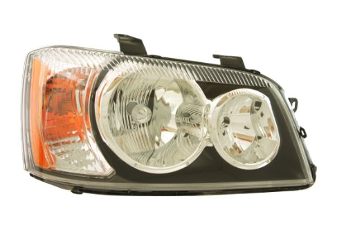 Genuine Toyota Parts 81130-48150 Passenger Side Headlight Assembly Composite