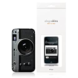 Elago Skins-Camera for Apple iPhone 3G/GS