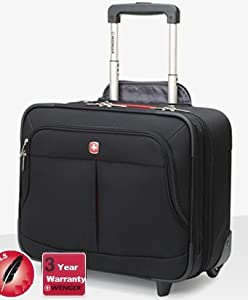 Wenger WA6274 1904004 Wheeled Briefcase by Wenger