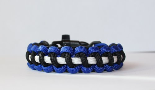 SENC-550-NFL-Military-Spec-Paracord-Survival-Bracelets-Detroit-Lions
