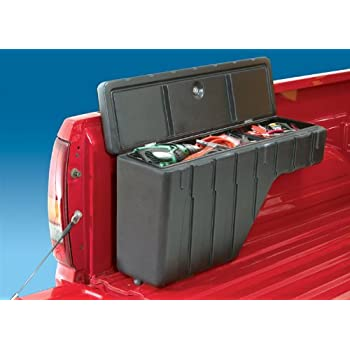 Infovdp Wheel Well Truck Bed Storage Ice Chest For Compact Mid