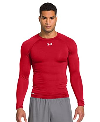 Buy Under Armour Mens HeatGear® Sonic Compression Long Sleeve by Under Armour