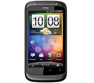 HTC Desire S Smartphone GSM/GPRS/EDGE 3G Bluetooth GPS Noir