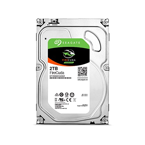 Seagate FireCuda Disque dur interne 2 To SATA