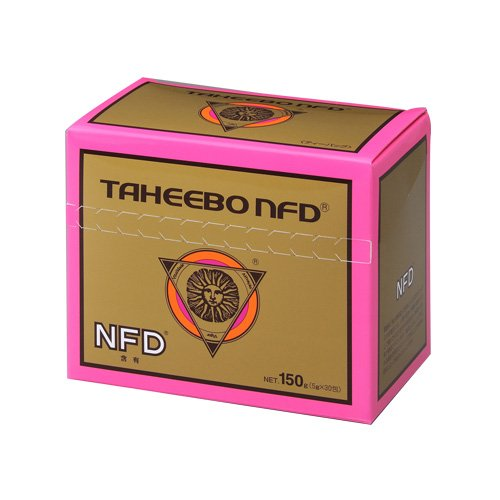 タヒボNFD ティーバッグ タイプ 1箱+セラミックポット付