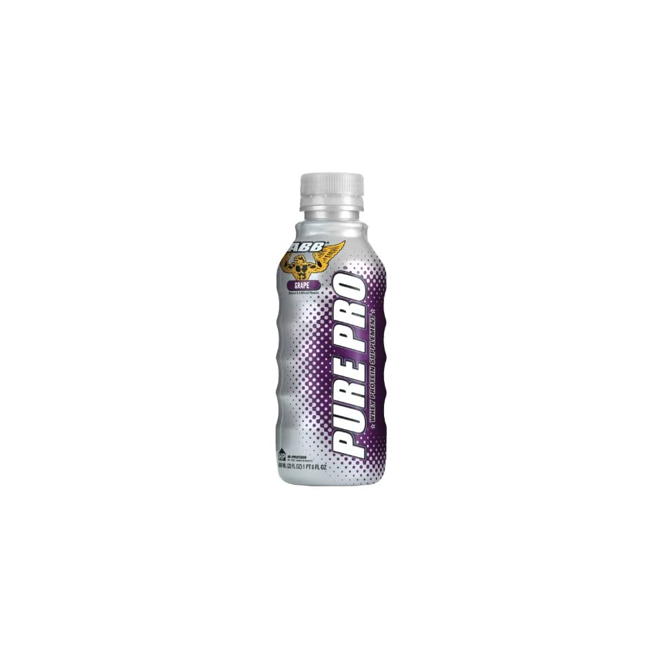 American Body Building Pure Pro Pina Colada Disc 22 Fl Oz Drinks On Popscreen