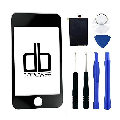 For Ipod Touch 3Rd Generation Lcd Display And Digitizer Glass Screen Assembly With 7 Pcs Tools + Mid Frame, Except 8Gb