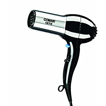 The flashy ionic turbo styler delivers your favorite hair style, in style. with a chrome barrel and a black sparkly finish it's sure to turn some heads. conair's ionic technology minimizes static electricity in your hair, making it silky and shiny wi...