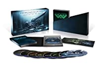 プロメテウス エボリューション・ブルーレイ・コレクション(9枚組) (4,000セット数量限定) [Blu-ray]