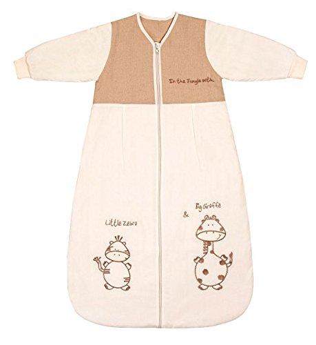 Winter Baby Sleeping Bag Long Sleeves 3 5 Tog Cartoon