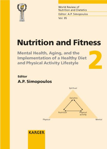 Nutrition And Fitness Mental Health, Aging, And the Implementation of a Healthy Diet And Physical Activity Lifestyle: 5t