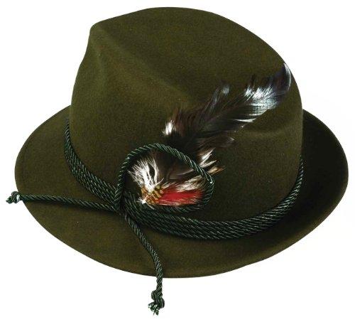 Forum Novelties Men's Deluxe Adult Oktoberfest Costume Hat, Green, One Size